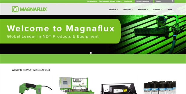 Magnaflux North American Site